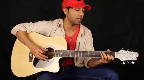 guitar tutorial video for beginners in hindi kya hua tera vaada unplugged version guitar lesson in