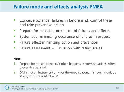 fmea potential failure mode and effects analysis ppt deepening topics qm implementation ppt video online