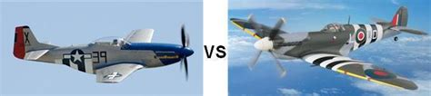 spitfire vs mustang history net where history comes auto