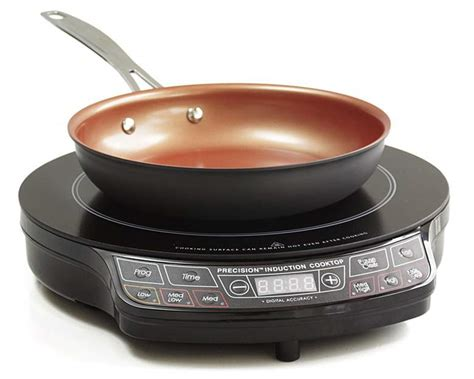 Cooktop Nuwave - top 5 best portable induction cooktops heavy