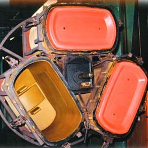 rotational molding  manufacturing plastic resources