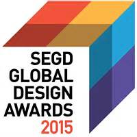 graphic design awards 2015 segd global design awards 2015