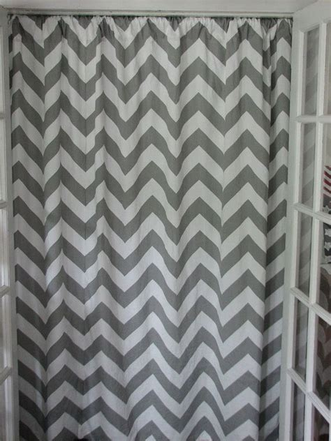 gray and white chevron curtains grey and white chevron curtains curtains pair 25 wide