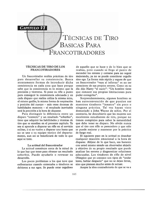 libro el ultimate sniper en the ultimate sniper en espa 241 ol capitulo vi