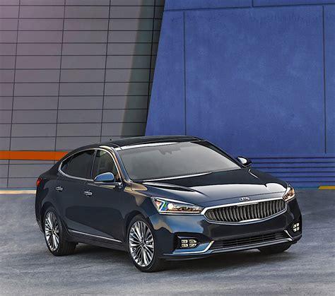 Kia K7 Review Kia K7 Cadenza Specs 2016 2017 Autoevolution