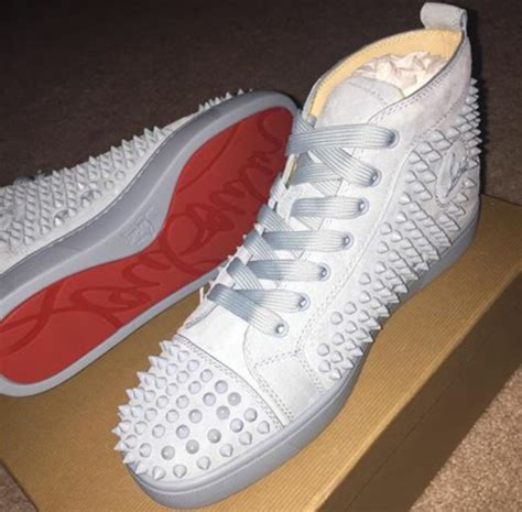 louis vuitton sneakers with spikes shoes louis vuitton white bottom sneakers with