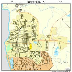 eagle pass map 4821892