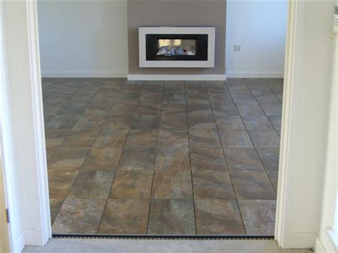 Tiled Lounge Floors by Wall Floor Tiling Naturally Tiled