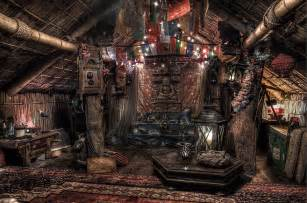 Steampunk House Interior talliston house turned into real life historical