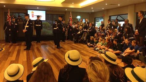 Banister Park Bowling Club by Anzac Day 2014 Around Regional Australia The Courier