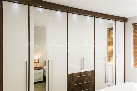 Fitted Bedroom Wardrobe quality custom made fitted wardrobes by martin west interiors