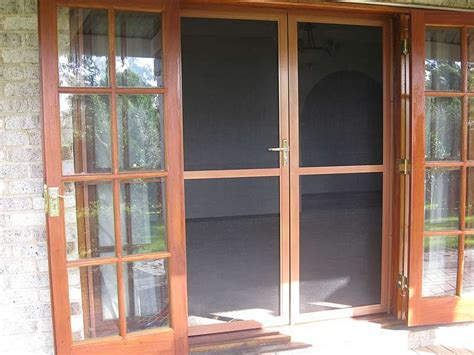 Patio Door Bug Screen Fly Screens Brisbane Retractable Insect Screen Doors