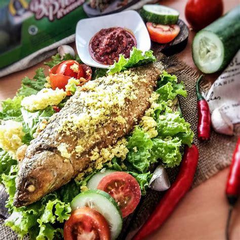 kuliner ikan khas nusantara  enaknya bikin nambah