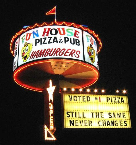 House Pizza Independence by House Pizza Pub Sign Independence Missouri Neon