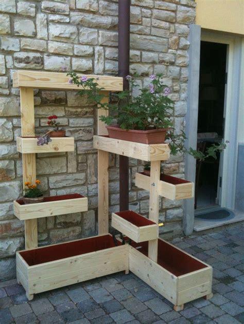 cassette di legno riciclato oltre 25 fantastiche idee su giardino riciclato su