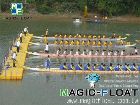 dragon boat manufacturers dragon boat jetty magic float taiwan manufacturer