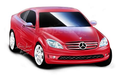 Mercedes Sports Coupe by 2009 Mercedes C Class Sports Coupe Review Top Speed