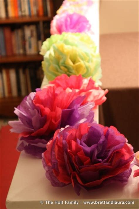How To Make Paper Mache Flowers - it s a flower our american