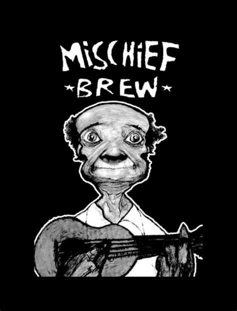 Backpatch Yacopsae mischief brew t shirts groupes de musique ni dieu ni maitre