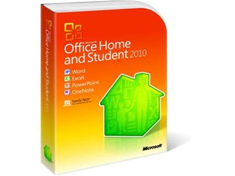 cheap genuine microsoft office home and student 2010
