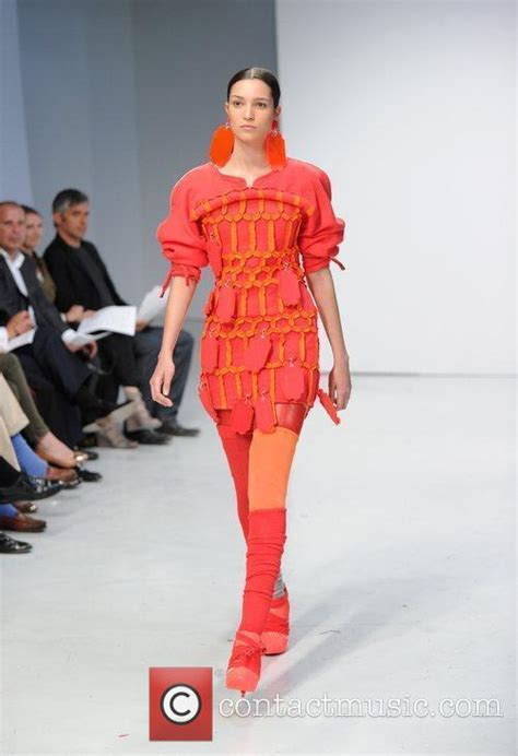 fashion design evening courses london model london college of fashion annual ba show at the