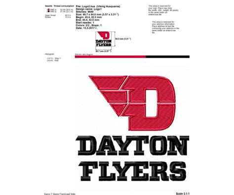 instant home design download dayton flyers logo machine embroidery design for instant