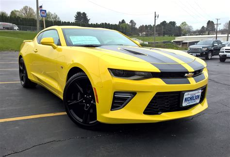 chevrolet camaro interni 2016 chevrolet camaro ss w 2ss start up complete tour