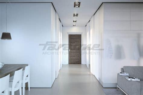 porte scorrevoli a vetro velo la porta scorrevole tuttovetro dal design minimale