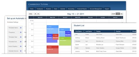 tutor scheduling business software tutorpanel tutorpanel features tutorpanel