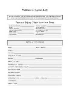 fillable accident intake form fill online printable