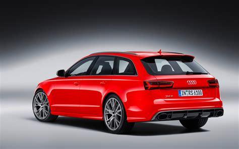 2016 Audi RS6 Avant Performance Studio 1 2560x1600 Wallpaper