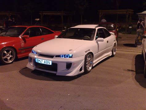 Tuning Opel Calibra Best Tuning For Drift Youtube
