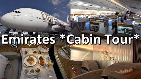 a380 cabin ila 2016 cabin tour emirates airbus a380 a6 eua
