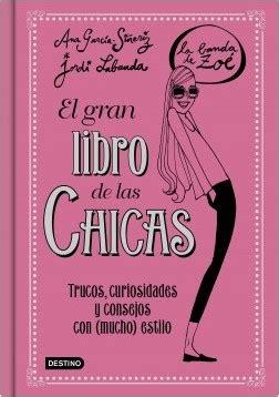 libro las chicas descargar el gran libro de las chicas en pdf y epub libros de moda