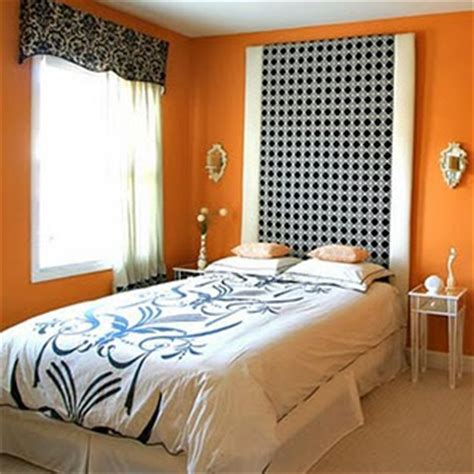 orange and white bedroom love of interiors orange and blue