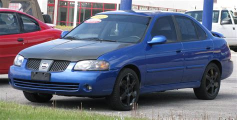 nissan sentra modified nissan sentra the crittenden automotive library
