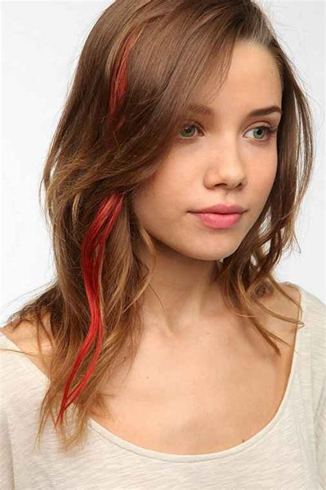 comb in wash out hair color comb in hair color