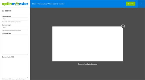 canvas layout css how to create custom designs in optinmonster with canvas