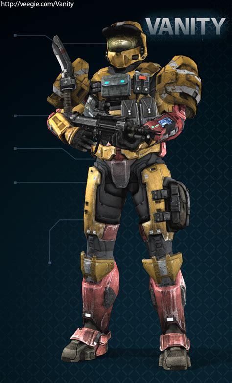Halo Vanity by Armour Generator