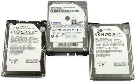 disk interno pc portatile hdd laptop 250gb cũ