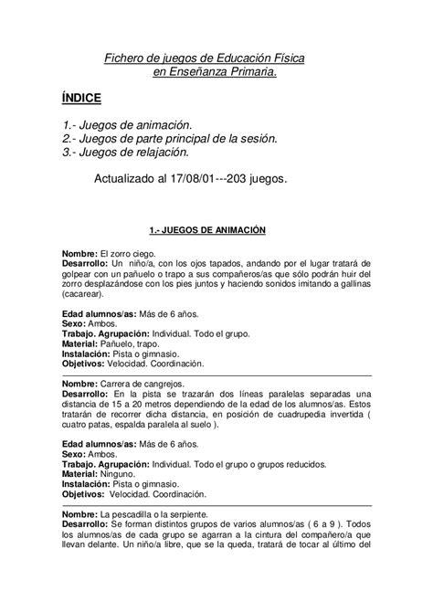 formato de perfil grupal de primaria gratis ensayos fichero de juegos de educacion primaria