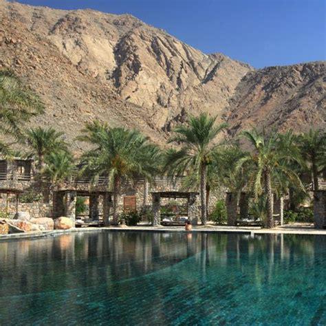 best hotels in oman six senses zighy bay dibba oman luxury hotel deals