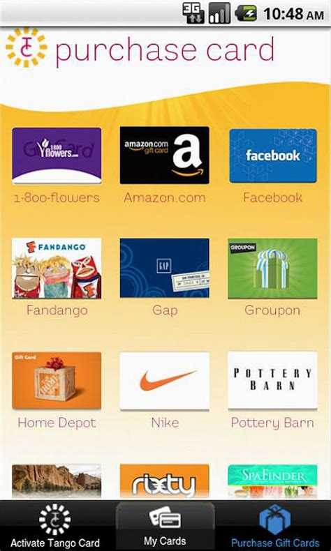 Tango Gift Cards - tango card 16 apps to get mom ready for the school year popsugar moms