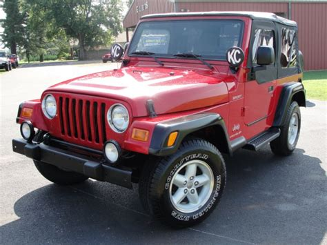 gilberts jeep jeep wrangler sport stk 1069 gilbert jeeps and 4x4 s