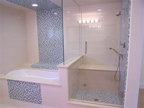 tile a bathroom wall cute pink bathroom wall tiles design great home interior