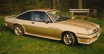 Opel Manta Gt Diecast Opel Manta B Gt E Modelcar Whitebox 1 43 In Gold