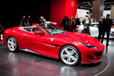 ferrari portofino is stiffer lighter altogether better