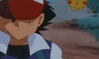 kumpulan gambar pokemon sedih animasi bergerak pikachu