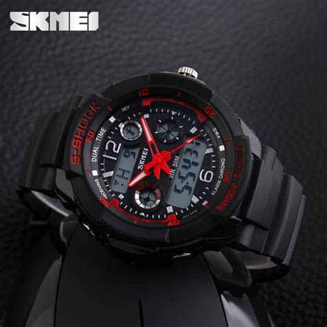 Jam Tangan Anak Custom skmei jam tangan anak ad1060 blue jakartanotebook