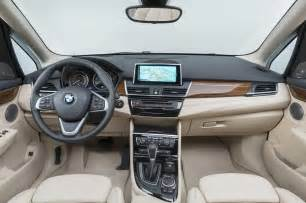 2016 bmw 2 series active tourer interior photo 7